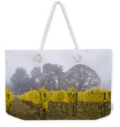Fog In The Fall Weekender Tote Bag