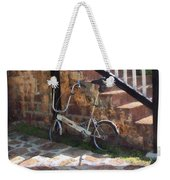 Folding Bicycle Antigua Weekender Tote Bag