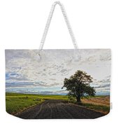 Follow The Clouds Weekender Tote Bag