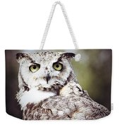 Followed Owl Weekender Tote Bag