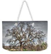 Folsom Oak Tree Weekender Tote Bag