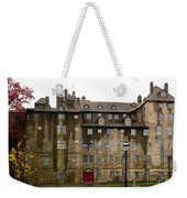 Fonthill Castle In The Rain  Weekender Tote Bag