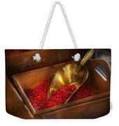 Food - Candy - Hot Cinnamon Candies  Weekender Tote Bag