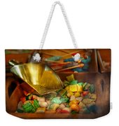 Food - Candy - One Scoop Of Candy Please  Weekender Tote Bag