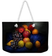 Food - Fruit - Fruit Still Life  Weekender Tote Bag