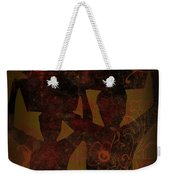 Food For Thought Weekender Tote Bag