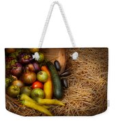 Food - Vegetables - Very Early Harvest Weekender Tote Bag