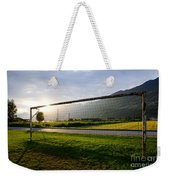 Football Goal Weekender Tote Bag
