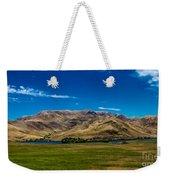 Foothills Weekender Tote Bag