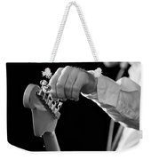For Better Sound Weekender Tote Bag