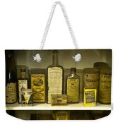 For Pets And Pests Of The 19th Century Weekender Tote Bag
