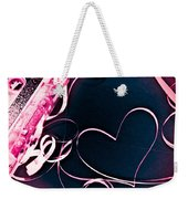 For The Love Of Music Weekender Tote Bag