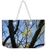 For The Trees Weekender Tote Bag