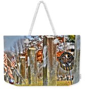 For Their Service Weekender Tote Bag