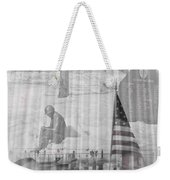 For Those Who Served Weekender Tote Bag