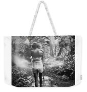 For Thou Art With Me Weekender Tote Bag