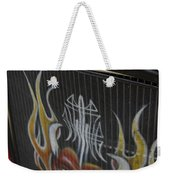 Ford And The Devil Weekender Tote Bag