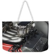 Ford Engine Weekender Tote Bag