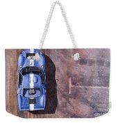Ford Gt40 Leman Classic Weekender Tote Bag