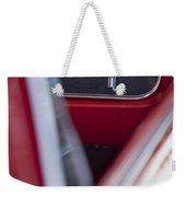 Ford Mustang Dash Emblem Weekender Tote Bag