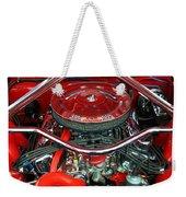 Ford Mustang Engine Bay Weekender Tote Bag