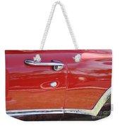 Ford Ranchero Door And Side Panel Weekender Tote Bag
