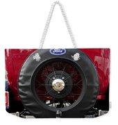Ford T Bucket Weekender Tote Bag