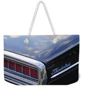 Ford Thunderbird Taillight Weekender Tote Bag