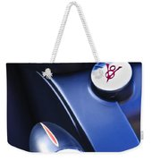 Ford V8 Taillight And Gas Cap Weekender Tote Bag