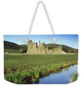 Fore Abbey, Co Westmeath, Ireland Weekender Tote Bag