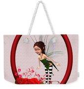 Foresrt Fairy  Weekender Tote Bag