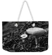 Forest Floor 1 Weekender Tote Bag by Nathan Larson