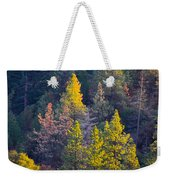 Forest Foliage  Weekender Tote Bag