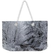 Forest Lace Weekender Tote Bag