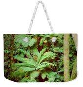 Forest Of Ferns Weekender Tote Bag