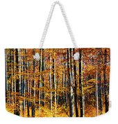 Forest Of Gold Weekender Tote Bag
