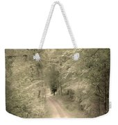 Forest Path Weekender Tote Bag by Svetlana Sewell