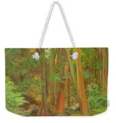 Forest Reflections Weekender Tote Bag