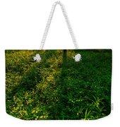 Forest Sunset Weekender Tote Bag by Steve Gadomski