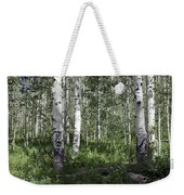 Forever Aspen Trees Weekender Tote Bag