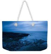 Forever Blue Weekender Tote Bag