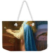 'forget Me Not' Weekender Tote Bag