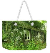 The Forgotten English Cottage Weekender Tote Bag