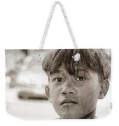 Forgotten Faces 16 Weekender Tote Bag