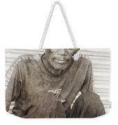 Forgotten Faces 3 Weekender Tote Bag