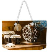 Forgotten Kitchen Of Yesteryear Weekender Tote Bag