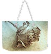 Forgotten Rose Weekender Tote Bag