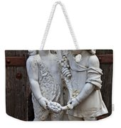 Forgotten Statue Weekender Tote Bag