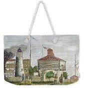 Fort Dearborn, 1830 Weekender Tote Bag
