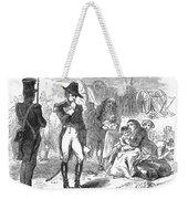 Fort Detroit: Surrender Weekender Tote Bag by Granger